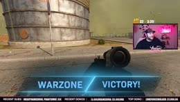 HIGH ENERGY & BIG WINS ONLY   Warzone With LEGIQN & Friends   Daily Win Count: 2