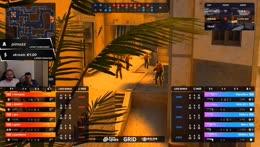Team Blink vs NASR