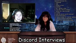 DISCORD INTERVIEWS TO GET TO KNOW THE COMMUNITY | !discord
