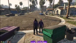 NoPixel  -  Mando  -  Day 10/14  -  [1K Andy + Partner Home Stretch]