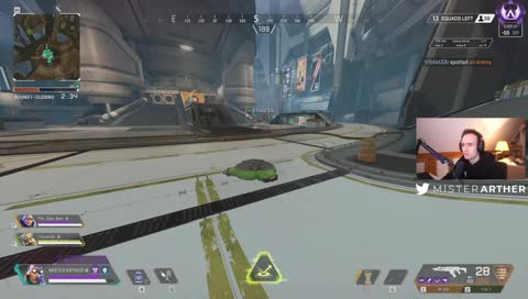 The state of Apex servers