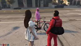 [NoPixel] Chloe Blanc new to the city & making friends