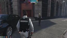 Trooper A.J. Hunter | GTA V RP | Nopixel | !youtube !newvid