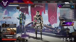 Apex legends with friend ranked matches or duos with friends goal 4k followers