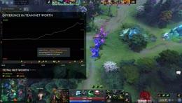 Dota = League in kills? Kek