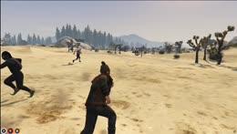 Nerd training in the desert