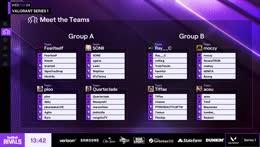 Twitch Rivals: VALORANT Rec League Season 1