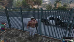 Cornwood has a problem with the fences