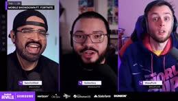 Twitch Rivals Samsung Galaxy S21