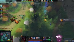 [1-0] Tuck Dota 2 Pro Ligi Yarı-Finalleri Team Dingo vs Team Sneaky (BO3) İlk Finalist Team Rocco !tuck !lig !match