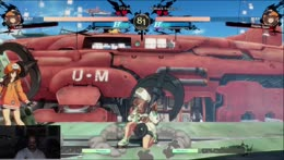 first time ever guilty gear