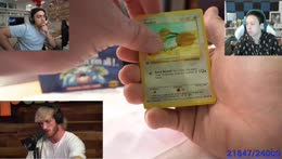 1st Edition Holo Charizard pulled