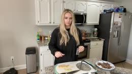 Cooking+amazing+food+for+my+amazing+boyfriend+