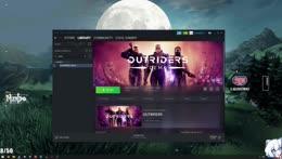 !Outrider #sponsored stream!