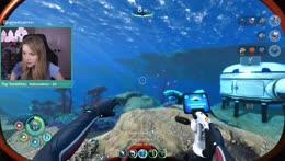 First playthrough of Subnautica Below Zero! :D