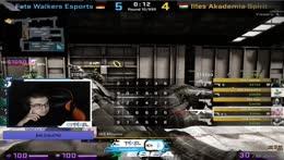 Illes Akademia Spirit VS Fate Walkers Esports ESEA Intermediate