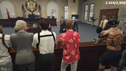 Captain Divine   NoPixel   Final Eval w/ Bundy today + Trial of Baas/Dante