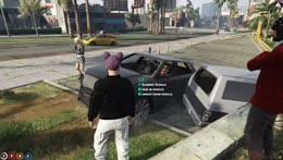 Saved poor guy