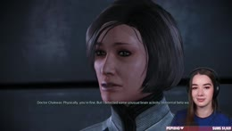 First ever playthrough ♥ Mass Effect ♥ [Normal Diff.]