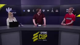 CZ/SK SINNERS vs. Vikingekrig | League of Legends | SEMIFINÁLE Spring Cup powered by iSport.cz | !drop