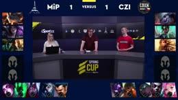 CZ/SK League of Legends | Finálová fáze Spring Cup powered by iSport.cz | Semifinále a Finále Play-off! :) !drop