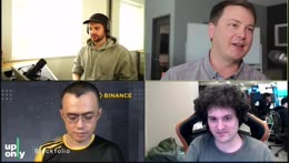 UpOnly - ARE WE DEAD? Panel of cope with Sam from Alameda, Cryptopathic, CryptoCred and TradingLord