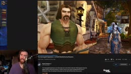 Asmongold watches 'The Asmongold Experience'