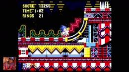 Lil B Reviews  Sonic the Hedgehog 3 For The Sega Genesis  (1989)