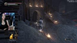 Dark Souls 3 1st Playthru , No Backseating