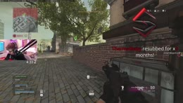SUS mp5 wallbang, cheat or hitmarker (second 14 clip)