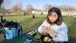 Going for a picnic :3