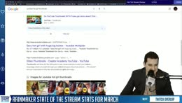 Make $100 a Day on Twitch (allegedly), State of the Stream, and a BIG announcement! || TODAY ON STREAM (TOS)