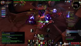 why you do heroics with only warlocks and mages