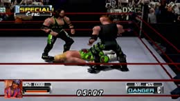 Lil B Reviews  WWF No Mercy for The Nintendo 64 (1996)