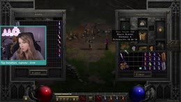Trying out Diablo 2 Resurrected! ASMR Later :D
