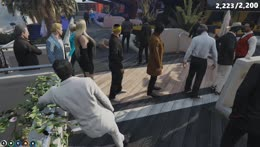 Denzel Williams | NoPixel WL | A vote for Denzel is a vote for the cause