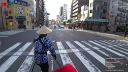 Tokyo, JPN Day 2 - Big in Asakusa | NEW !YOUTUBE VID IS UP !social !discord