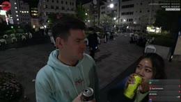 Tokyo, JPN Day 2 - Big in Shimbashi | NEW !YOUTUBE VID IS UP !social !discord