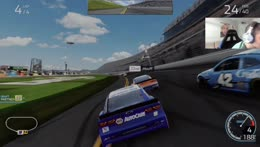 bloordborne has been completed, trying to get better at nascar to impress britt's dad (its not working)
