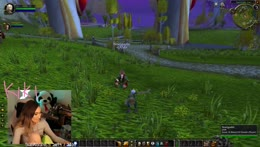 PLAYING WOW (maybe) // @kiki_twitch on all socials
