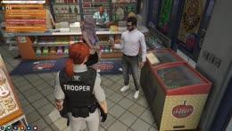 Trooper Copper   GTARP NoPixel WL