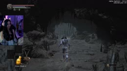 First play through of DS3! Spooky Scary Skeletons in the catacombs of Carthus