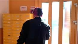 Pablo Ústíbar poprvé spatřen mimo své sídlo