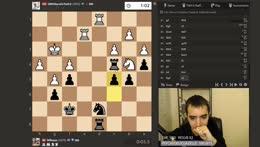 Crashing Hikaru's Stafford Gambit Tournament