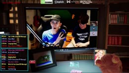 !youtube E3 Watch party! CodeMiko ZOOMER EDITION: TUBBO and JackmanifoldTV, JHB from 100 thieves