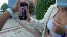 Probando la GoPro