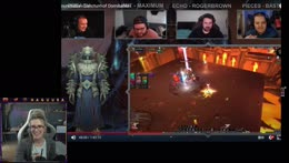 Reacting to Preach new raid roundtable -  Updated !UI with raid WAs! - New video !affix