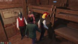 Nopixel - Gloryon the Cleric - Gamer playing video games