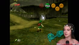 First ever playthrough ❤ The Legend of Zelda: Ocarina of Time ❤ Yoshi's birthday! !sgoal