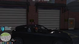 RANDY REACTING TO HIS HEISTS